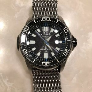 Citizen divers watch Eco-drive